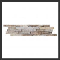 HU-009 Holz-Design Holz Verblender Teak Holz Verkleidung